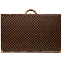 LOUIS VUITTON Suitcase in Damier Ebene Canvas