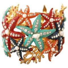 Carlo Zini Sea Stars Bracelet