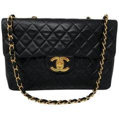 Chanel Maxi Single Flap