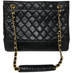 Chanel Tote Bag lambskin