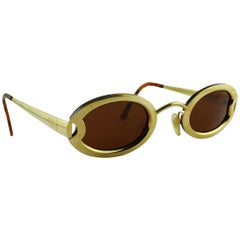 "Christian Dior Vintage 1995 ""Lunettes Show"" Limited Edition Sunglasses"
