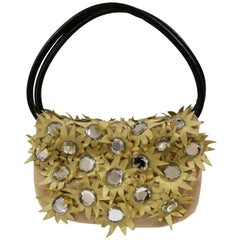 Sonia Rykiel daisies limited edition shoulder bag