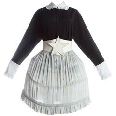 "Vivienne Westwood ""Mini Crini"" ensemble, S / S 1985"