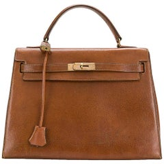 Hermes Kelly Pecari Sellier handbag, 1960s
