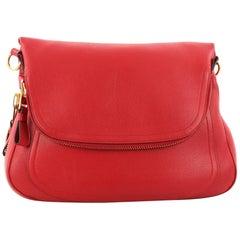 Tom Ford Jennifer Shoulder Bag Leather Medium