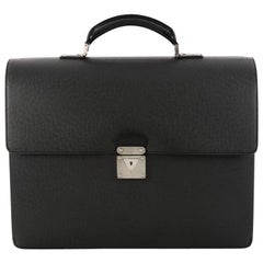 Louis Vuitton Robusto 2 Briefcase Taiga Leather