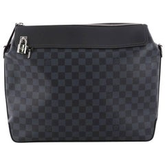 Louis Vuitton Damier Cobalt Greenwich Messenger Bag
