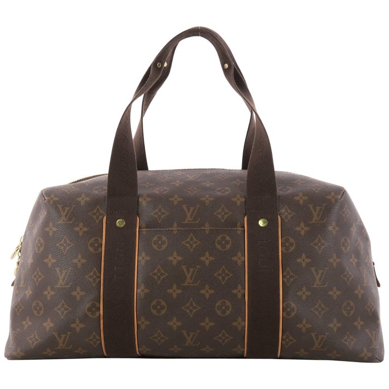 c7da4821c Louis Vuitton Beaubourg Weekender Bag Monogram Canvas MM at 1stdibs