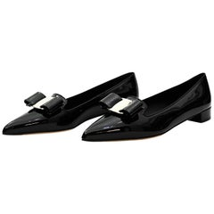 Salvatore Ferragamo shoes Slip-on Vara Bow