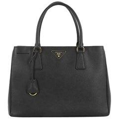 Prada Lux Open Tote Saffiano Leather Medium