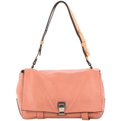 Proenza Schouler Courier Bag Leather Large