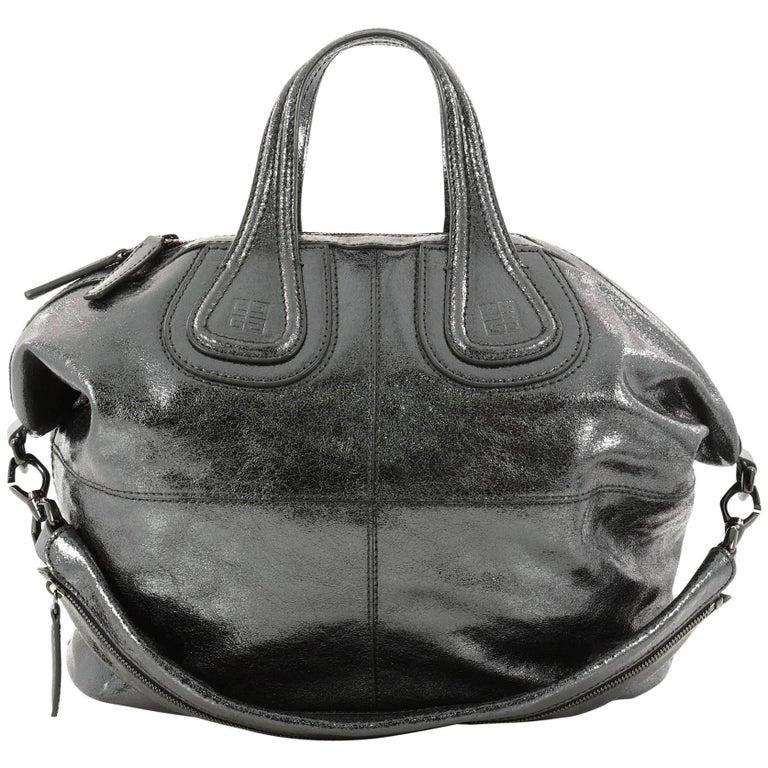 Givenchy Nightingale Satchel Leather Large at 1stdibs b6ec6febfe0cb