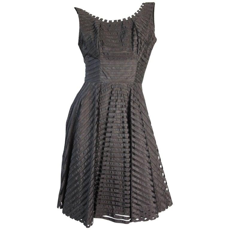 fd98e221ddb Ribbon Cocktail Dress