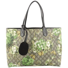 Gucci Reversible Tote Blooms GG Print Leather Medium