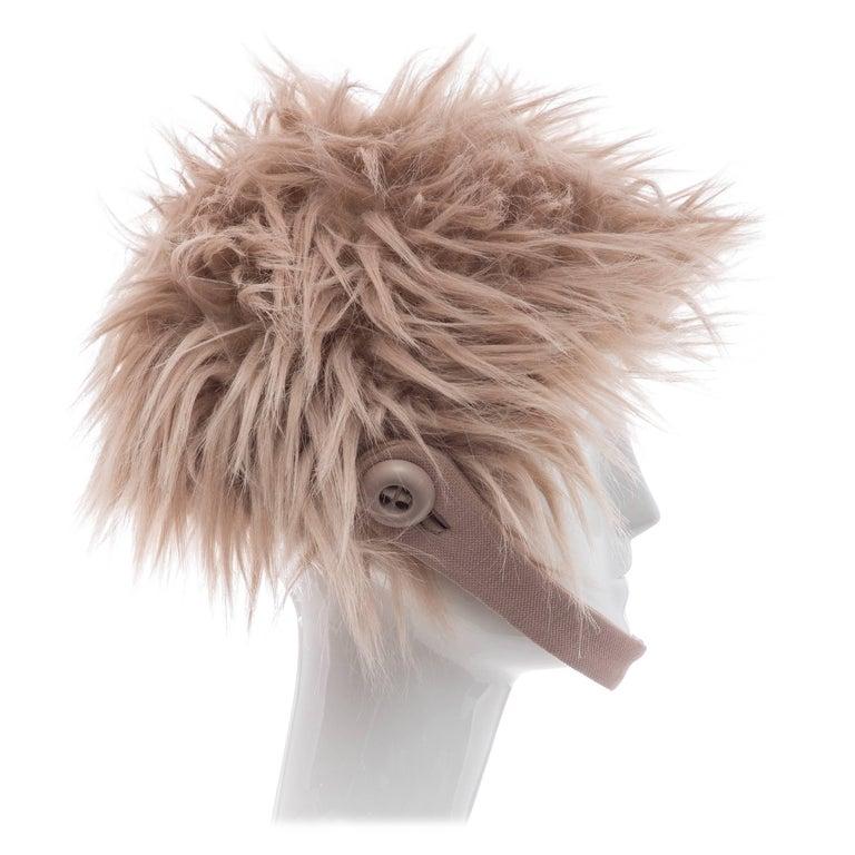 Prada Runway Hat, Fall 2011 For Sale
