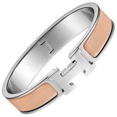 Hermes Clic H Bracelet color Make Up PM size