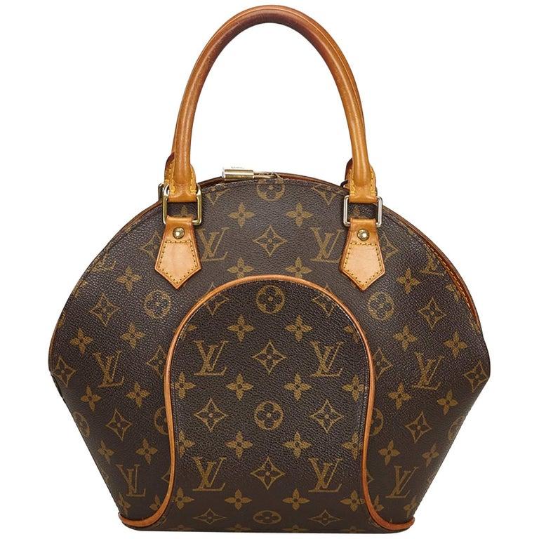 8da0afd776 Louis Vuitton Brown Monogram Ellipse PM For Sale at 1stdibs