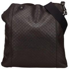 Bottega Veneta Brown Bottega Intrecciomirage Shoulder Bag