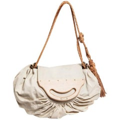 62b5464a5c51 Givenchy Off White Leather Large Antigona Shopping Tote For Sale at ...