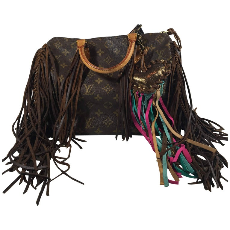 "Louis Vuitton Vintage ""Speedy"" Bag"