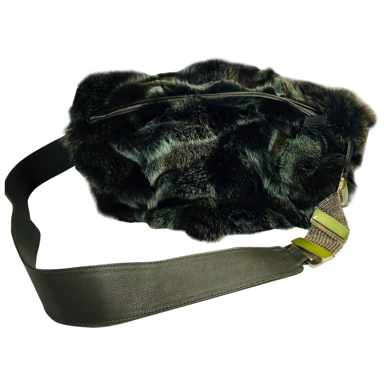 1stdibs Santesteban Fur Bag vZYFbuPieP