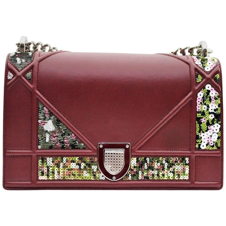 d5766e4fa773 Christian Dior Diorama Bag at 1stdibs