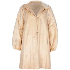 1990s Fendi Vintage Mink Fur Coat