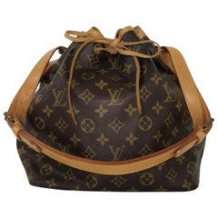 Louis Vuitton Monogram Noe Petite Bucket Bag