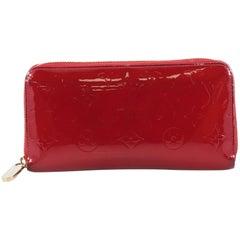 Louis Vuitton Zippy Wallet Monogram Vernis