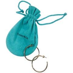 Tiffany & Co. Hoop Earrings