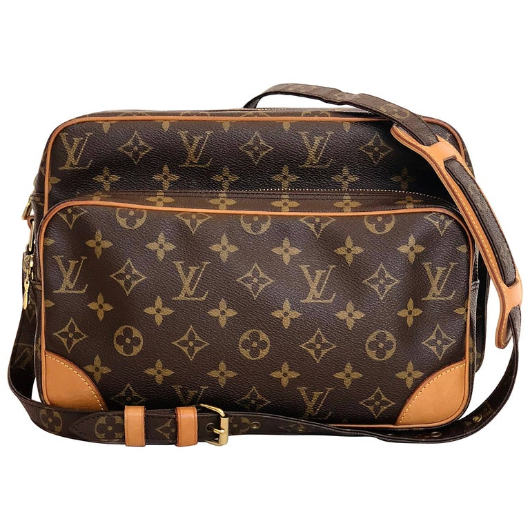 Louis Vuitton Monogram Cross Body Bag