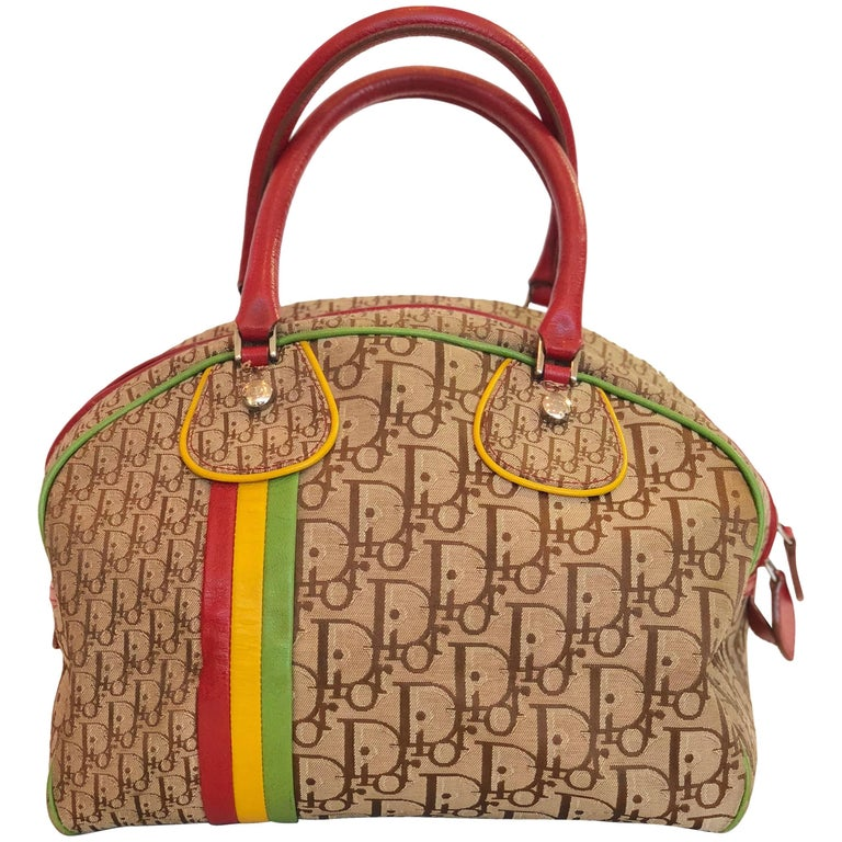Christian Dior Limited Edition Rasta Bag
