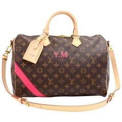 Louis Vuitton Speedy Bandoulière 35 Mon Monogram Canvas