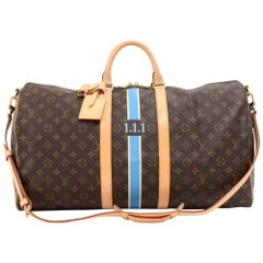 Louis Vuitton Keepall Bandoulière 55 Mon Monogram Canvas