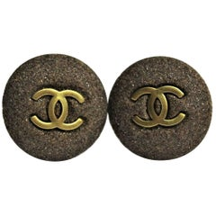 Vintage Chanel Earrings 1994