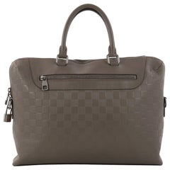 Louis Vuitton Porte-Documents Jour Bag NM Damier Infini Leather