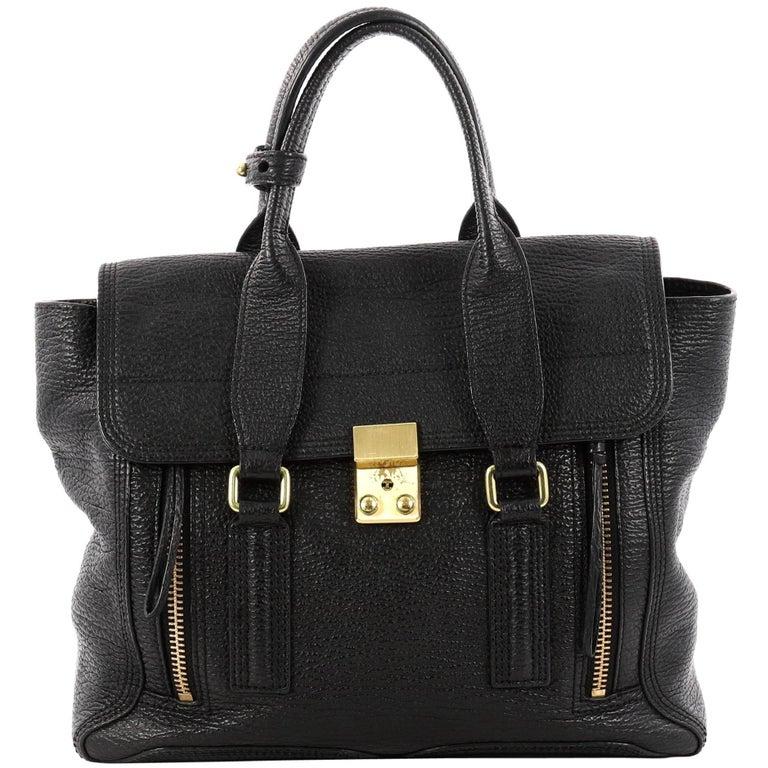 3.1 Phillip Lim Pashli Satchel Leather Medium