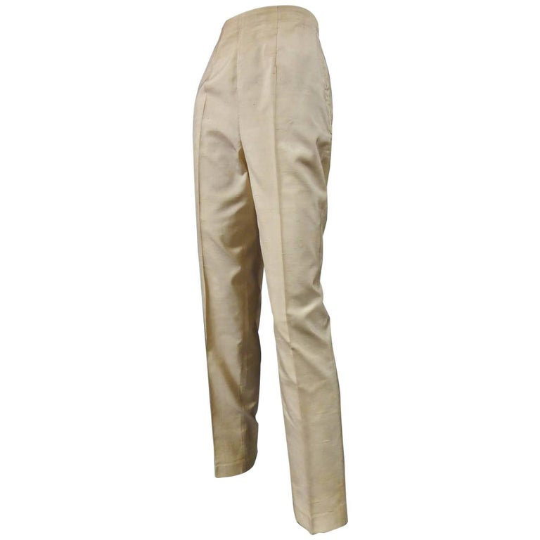 1f7c29c40a0e Emilio Pucci Tubular Early Pants - Circa 1960 For Sale at 1stdibs