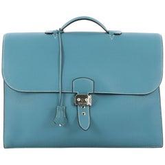 Hermes Sac a Depeche Handbag Clemence 41