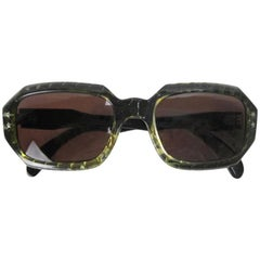 1960's French Sunglasses