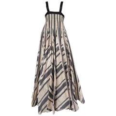 Rochas silk skirt - Circa 2000