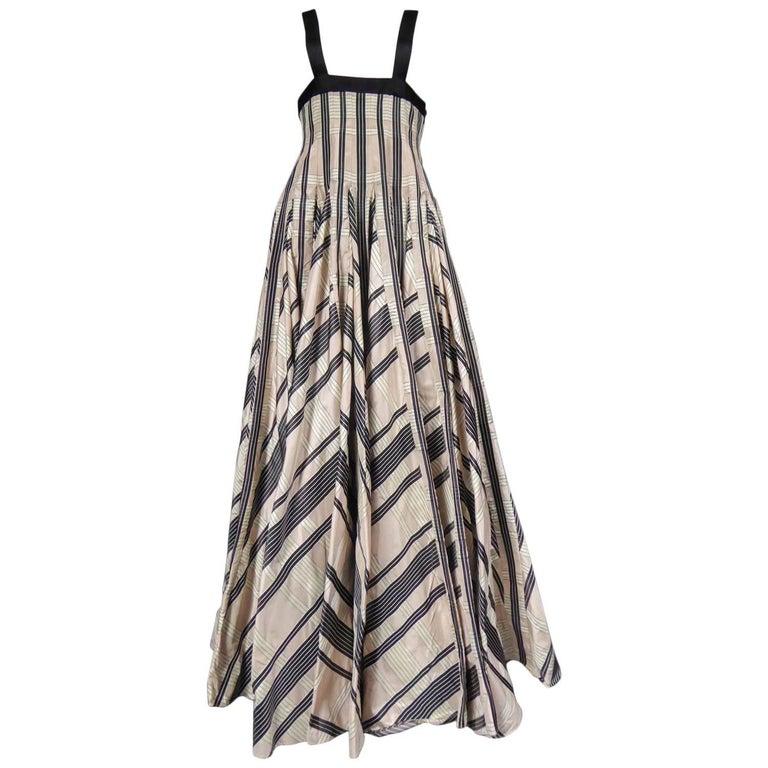 Rochas silk skirt - Circa 2000 For Sale