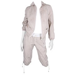 Chanel Sport Line Sports Suit - beige