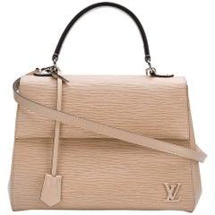Louis Vuitton Epi Leather Cluny Dune Satchel Bag