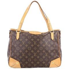 Louis Vuitton Estrela Handbag Monogram Canvas MM