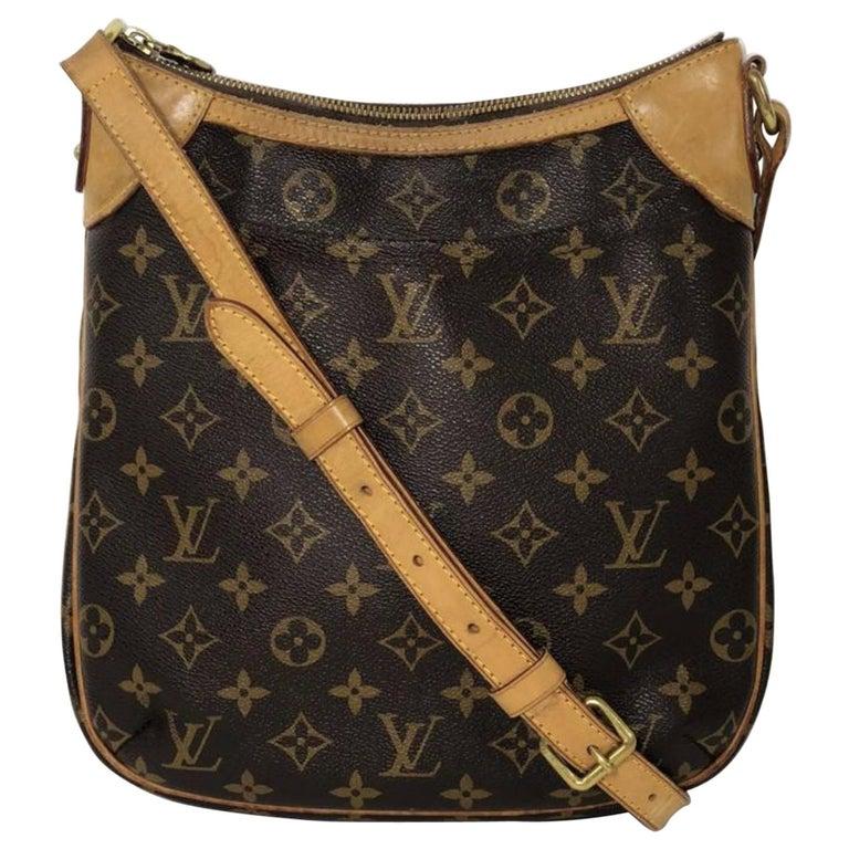 Louis Vuitton Monogram Odeon Pm Crossbody Bag For