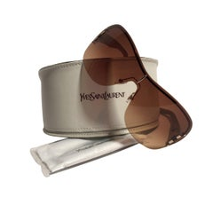 New Yves Saint Laurent YSL Wrap Sunglasses