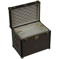 Louis Vuitton Collectible Small Jewlery Case Mini Trunk