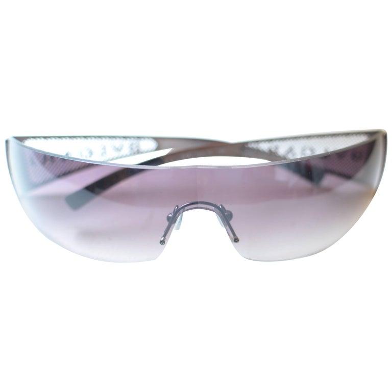 Bulgari 549 142/13 Men's Sunglasses, 2007