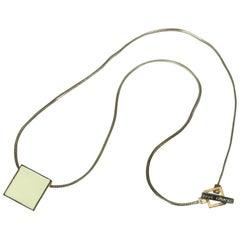 Hedi Slimane for Yves Saint Laurent Men's Necklace
